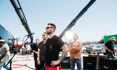 Maroon 5. Foto: Reprodução/Instagram (@maroon5)