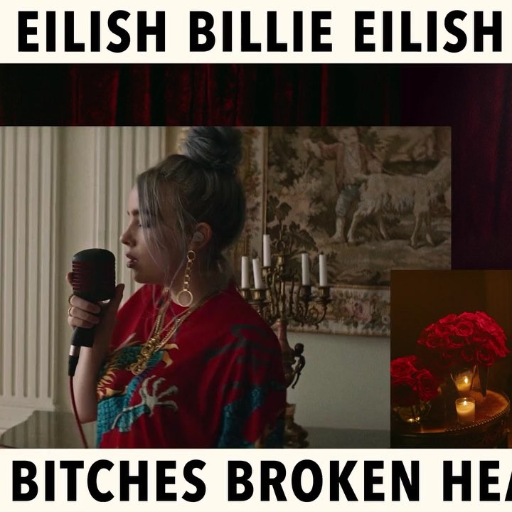 Billie Eilish. Foto: Reprodução/Instagram (@vevo)