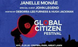 Global Citizen. Foto: Reprodução/Instagram (@shawnmendes)