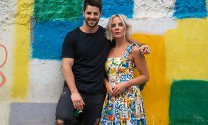 Alok e Ina. Foto: Divulgação