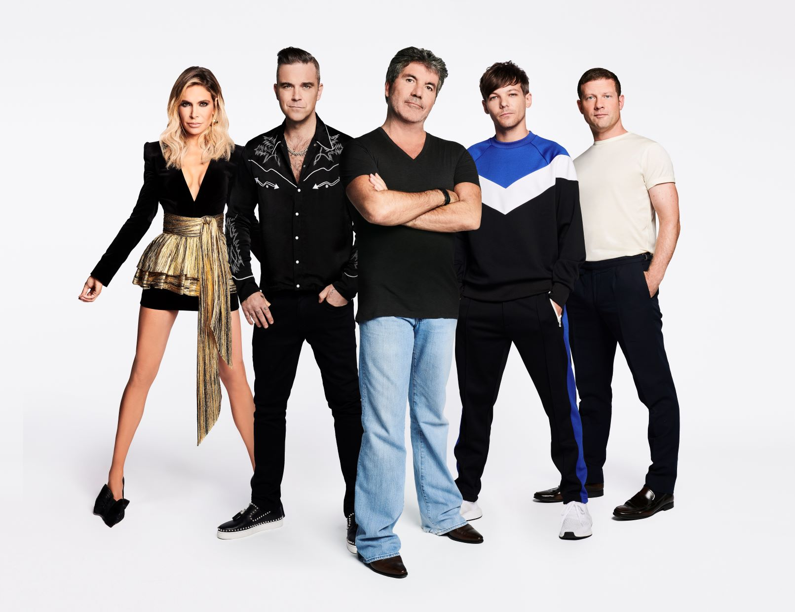 The X Factor volta à TV com Louis Tomlinson, Robbie Williams