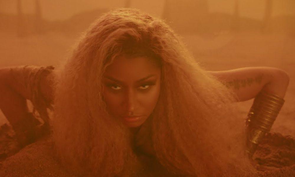 Nicki Minaj. Foto: Reprodução/Youtube