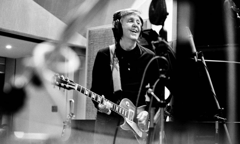 Paul McCartney. Foto: Reprodução/Instagram (@paulmccartney)