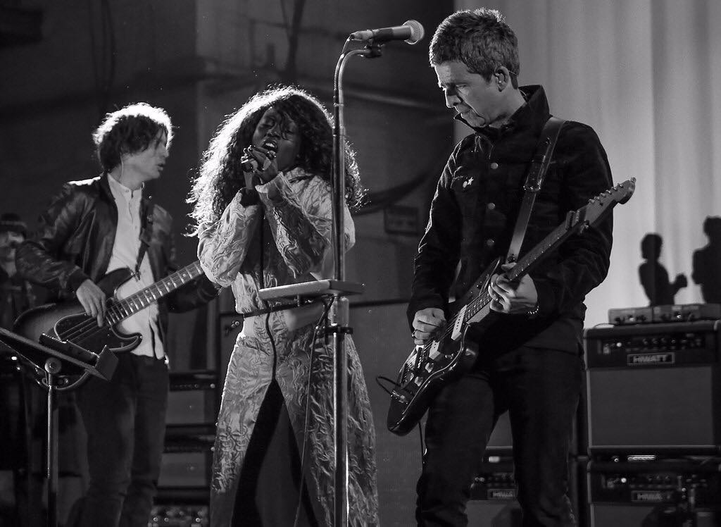 Noel Gallagher. Foto: Reprodução/Instagram (@ themightyi)