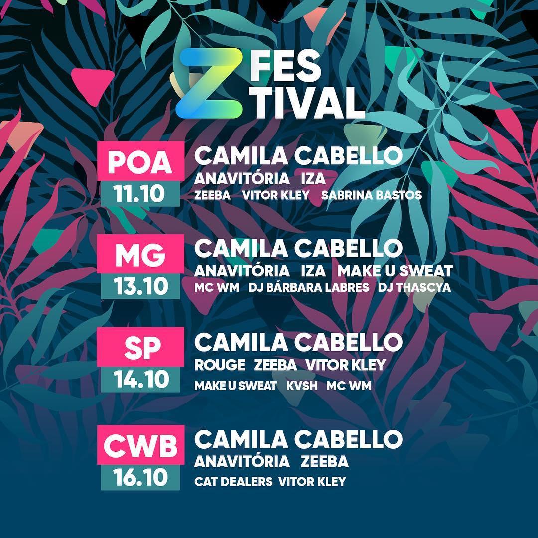 Z Festival. Foto: Reprodução/Instagram (@zfestivaloficial)