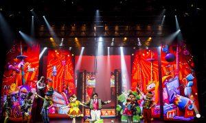 Circo Turma da Mônica. Foto: Divulgação/Caio Gallucci