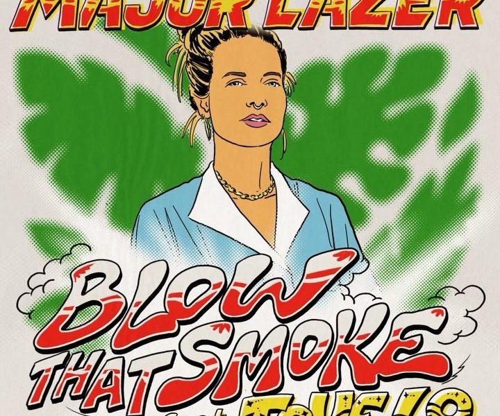 Major Lazer. Foto: Divulgação