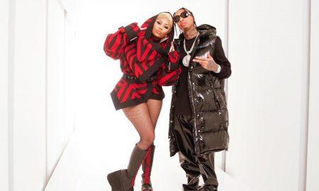 Tyga e Nicki Minaj. Foto: Reprodução/Instagram (@nickiminaj)