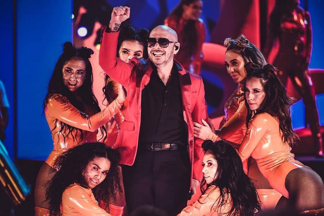 Pitbull. Foto: Reprodução/Instagram (@latinamas)