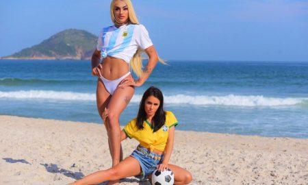 Pabllo Vittar e Lali Espósito. Foto: Divulgação