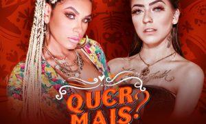 Mc Mirella e Mc Pocahontas. Foto: Divulgação