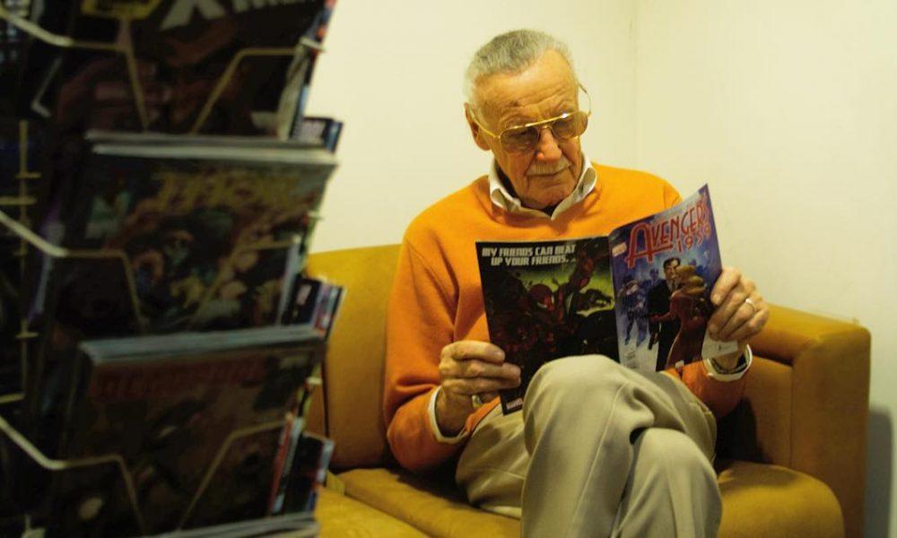 Stan Lee. Foto: Reprodução/IOnstagram (@therealstanlee)