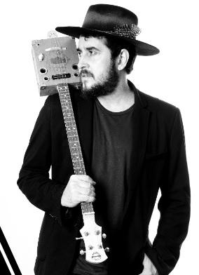 Rodrigo Suricato. Foto: Divulgação
