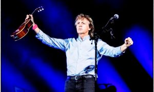 Paul McCartney. Foto: Divulgação
