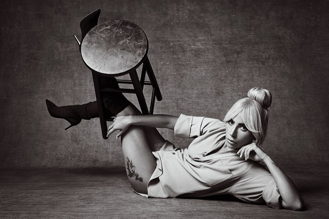 Lady Gaga. Foto: Reprodução/Instagram (@ladygaga)