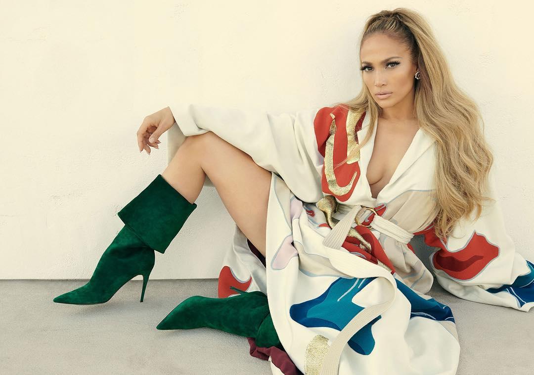 Jennifer Lopez. Foto: Reprodução/Instagram (@jlo)