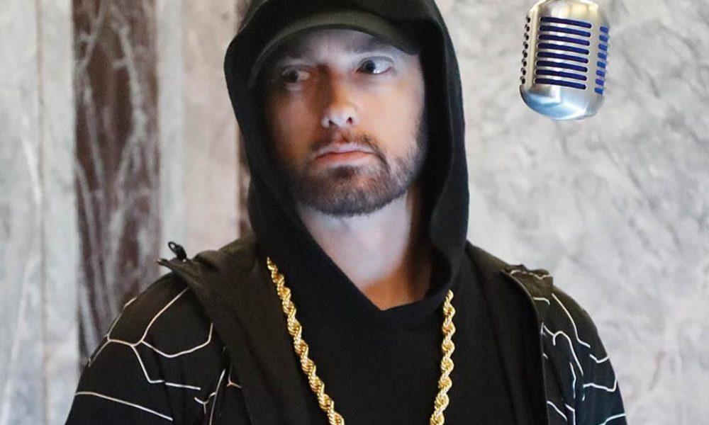 Eminem. Foto: Reprodução/Instagram (@eminem)