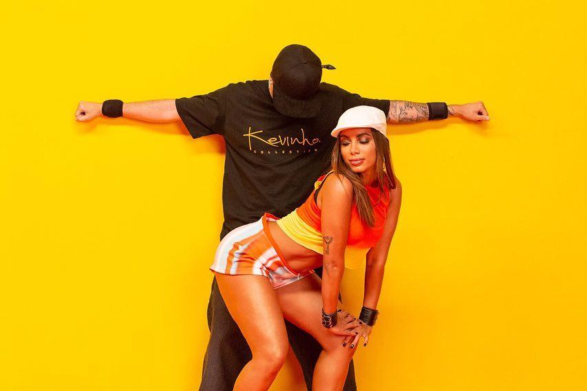 Anitta e Kevinho. Foto: Reprodução/Instagram (@mattonicomunicacao)