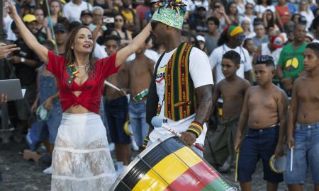 Claudia Leitte. Foto: Divulgação/Osmar Gamma