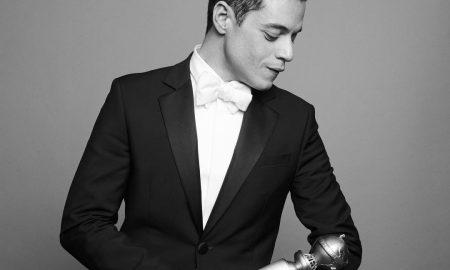 Rami Malek. Foto: Reprodução/Instagram (@goldenglobes)
