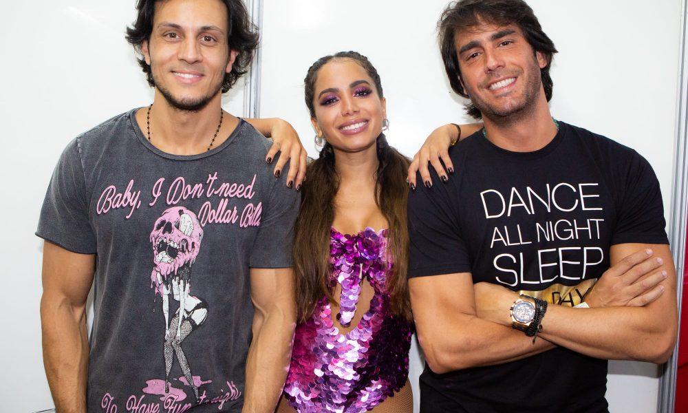 Anitta e Jetlag. Foto: Divulgação/Ricardo Muniz