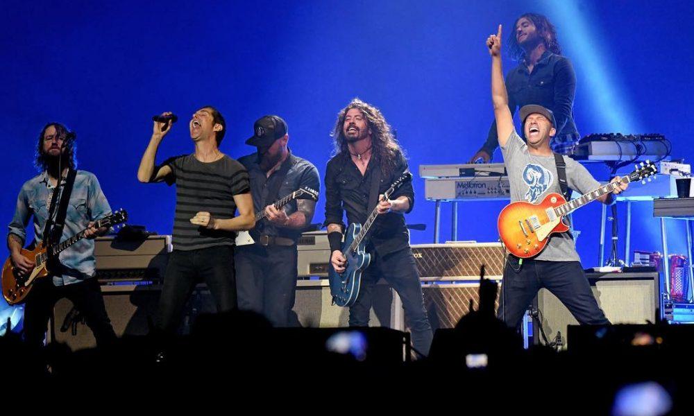 Foo Fighters. Foto: Reprodução/Instagram (@foofighters)