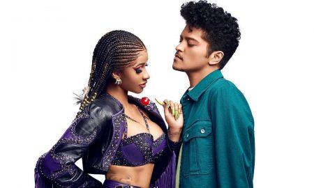 Bruno Mars e Cardi B. Foto: Divulgação