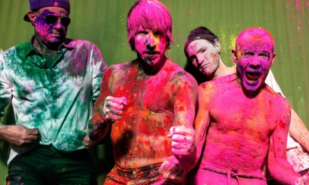 Red Hot Chili Peppers. Foto: Divulgação