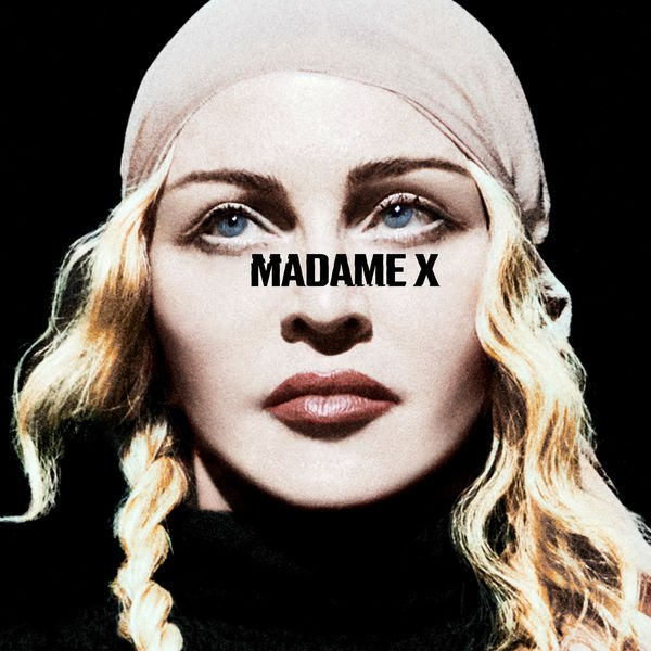Madonna. Foto: Reprodução/Twitter