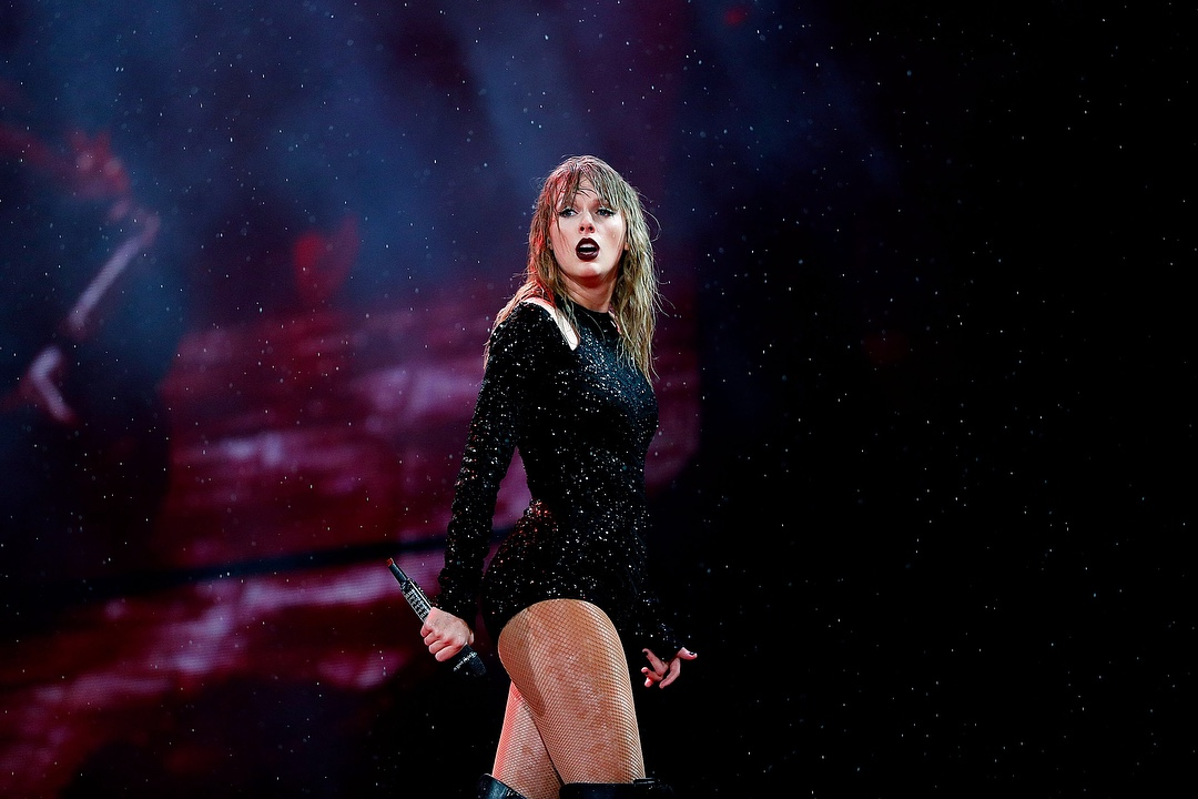 Taylor Swift. Foto: Reprodução/Instagram (@taylorswift)