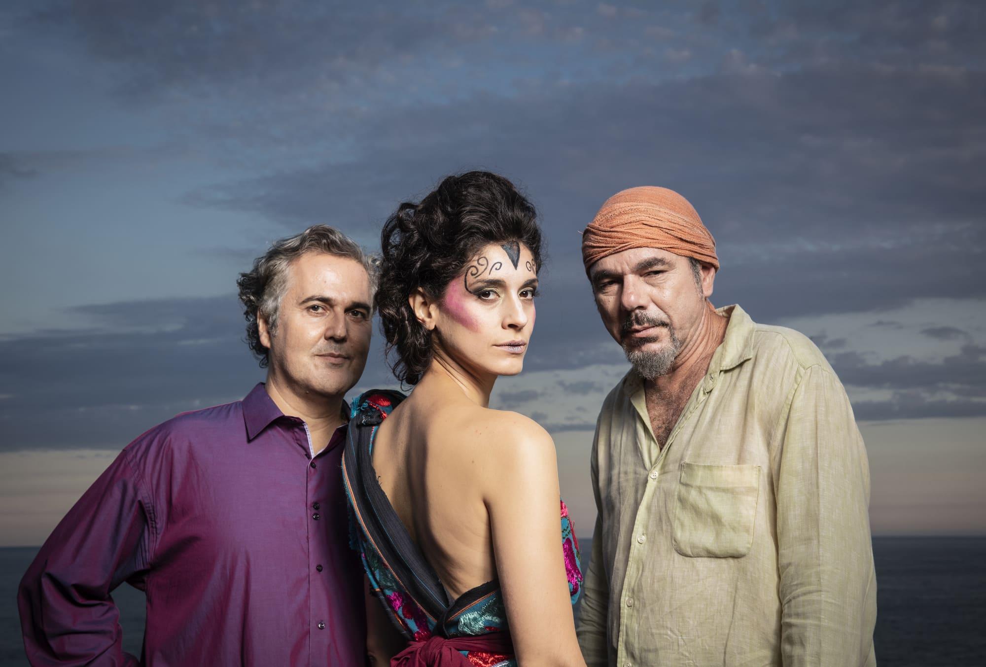 Bianca Gismonti Trio. Foto: Divulgacão/Daryan Dornelles