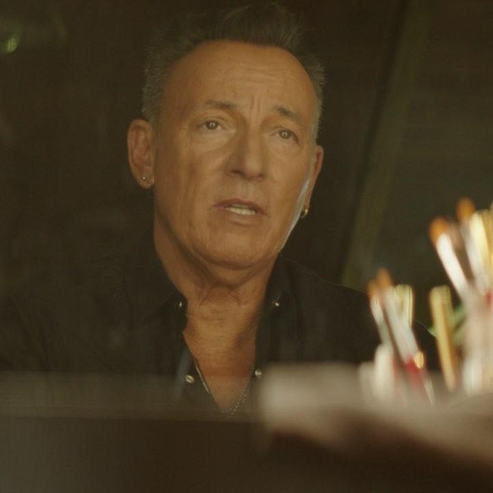 Bruce Springsteen. Foto: Reprodução/Instagram (@springsteen)