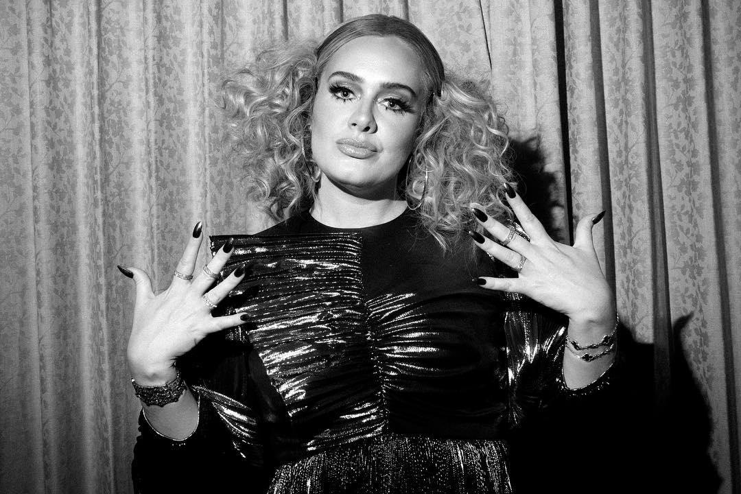 Adele. Foto: Reprodução/Instagram (@adele)