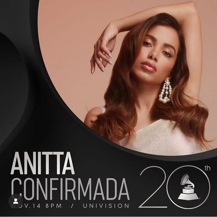 GrammyLatino/Divulgação
