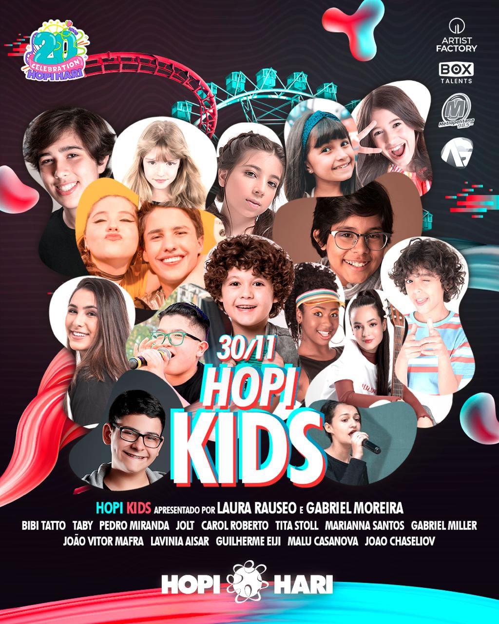 Hopi Kids. Foto: Divulgação