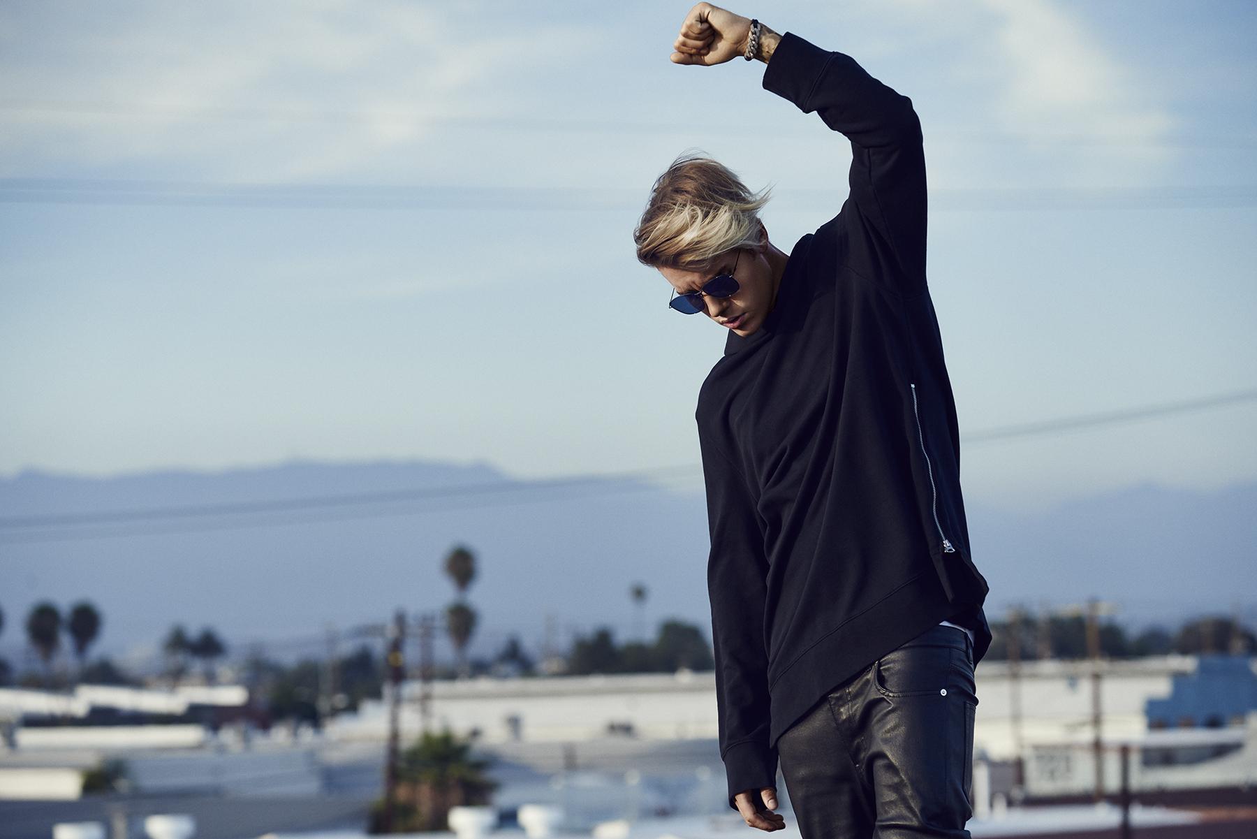 Justin Bieber. Foto: Divulgação