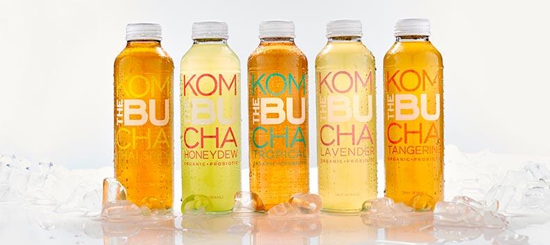 Kombucha. Foto: Reprodução de internet