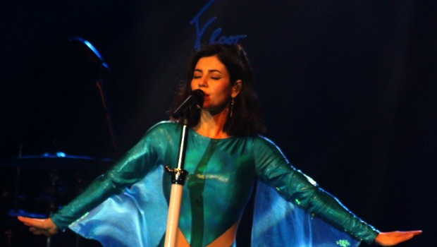 Marina & the Diamonds. Foto: Daniel Outlander