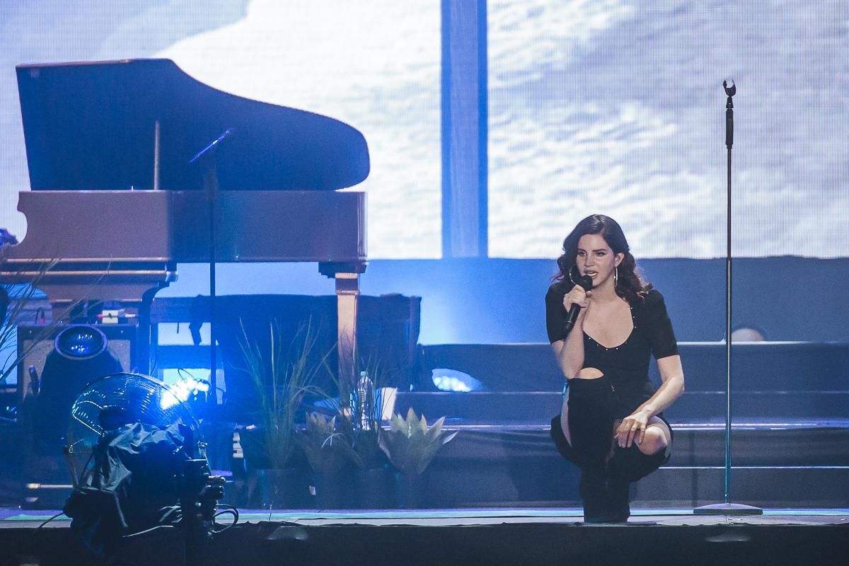 Lana Del Rey. Foto: Divulgação/MRossi