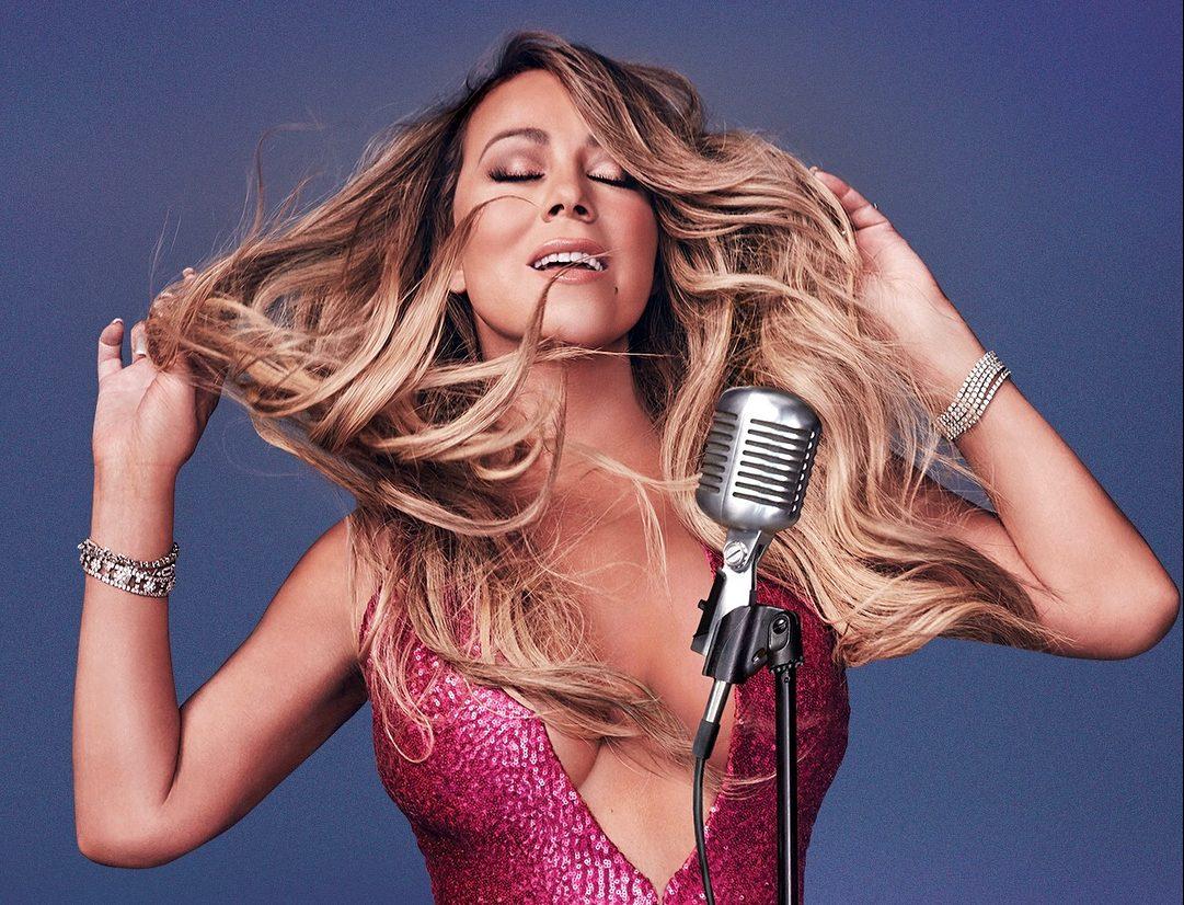 Mariah Carey. Foto: Reprodução/Instagram