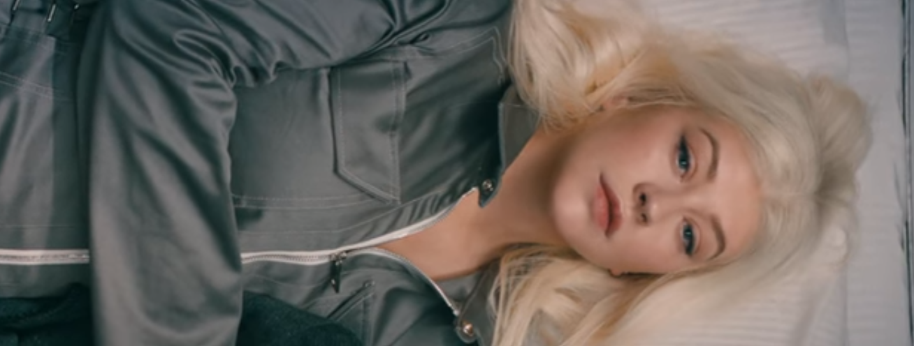 Christina Aguilera. Foto: Reprodução/Youtube