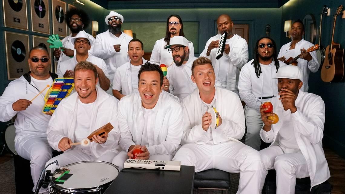 Backstreet Boys. Foto: Reprodução/Youtube