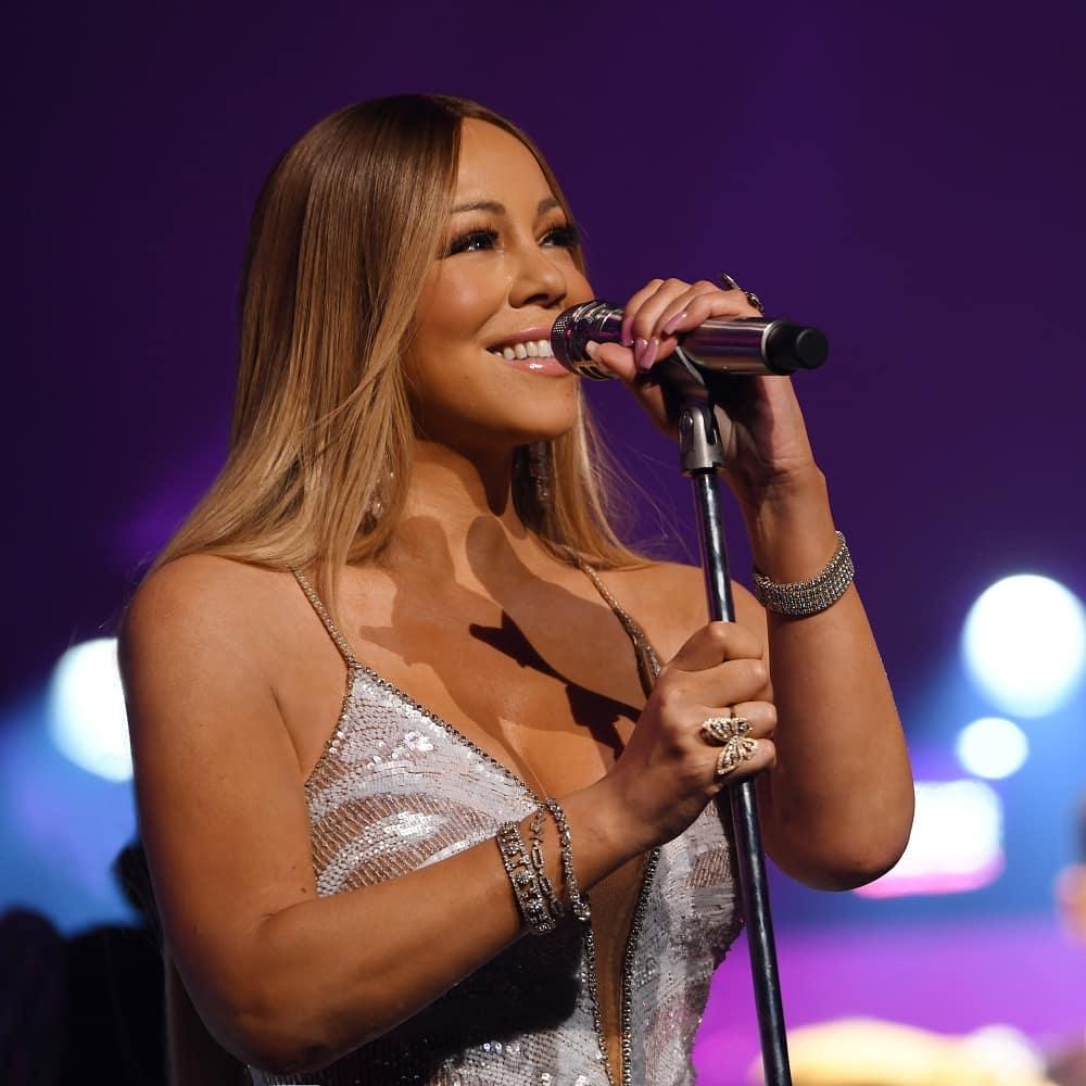 Mariah Carey. Reprodução/ Instagram (@mariahcarey)