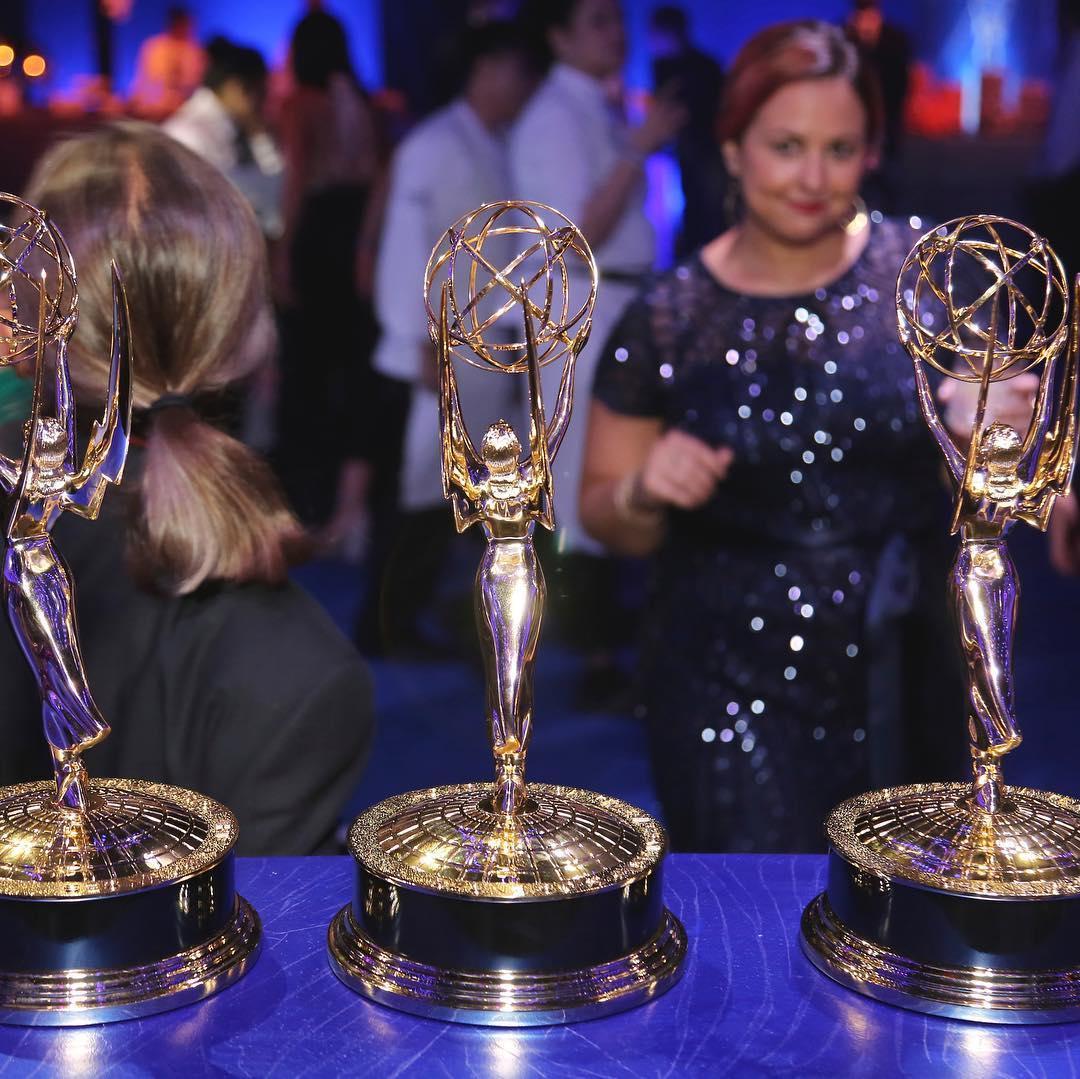 Emmy Awards. Foto: Reprodução/Instagram (@ televisionada)