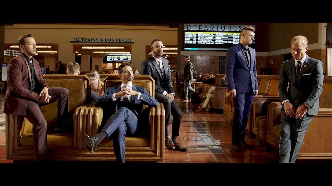 Backstreet Boys. Foto: Reprodução/Instagram (@backstreetboys)