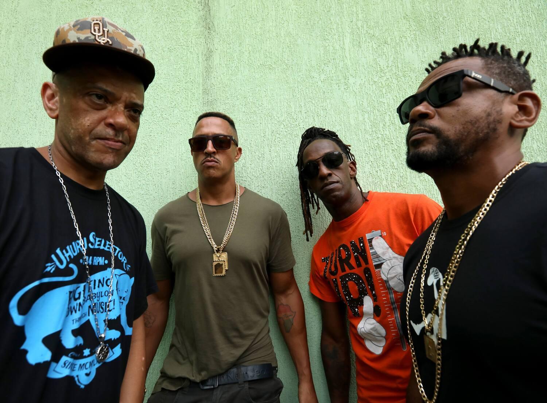 Racionais MC's. Foto: Divulgação