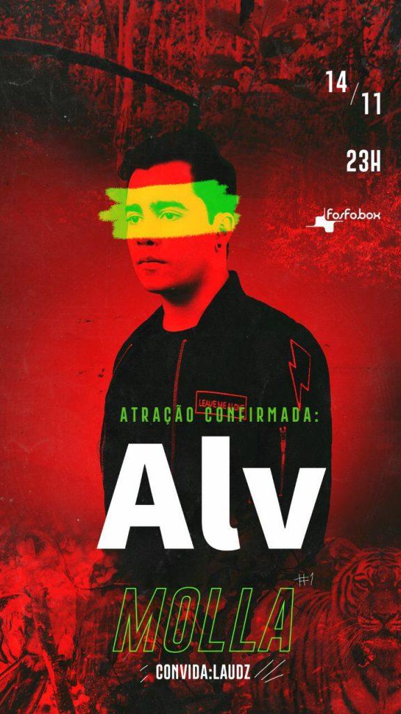 Alvares. Foto: Divulgação