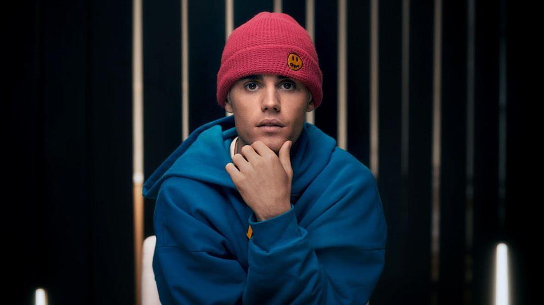 Justin Bieber. Foto: Reprodução/Instagram (@justinbieber)