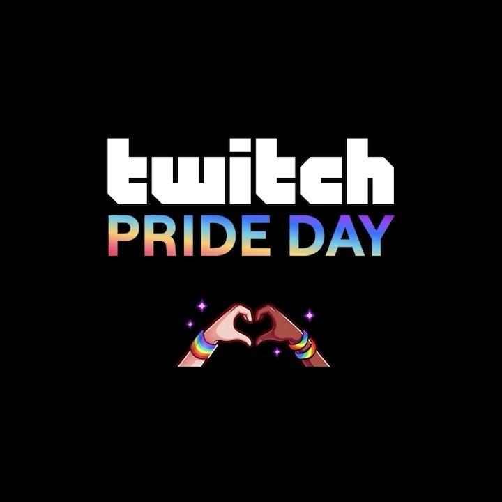 Twitch Pride Festival