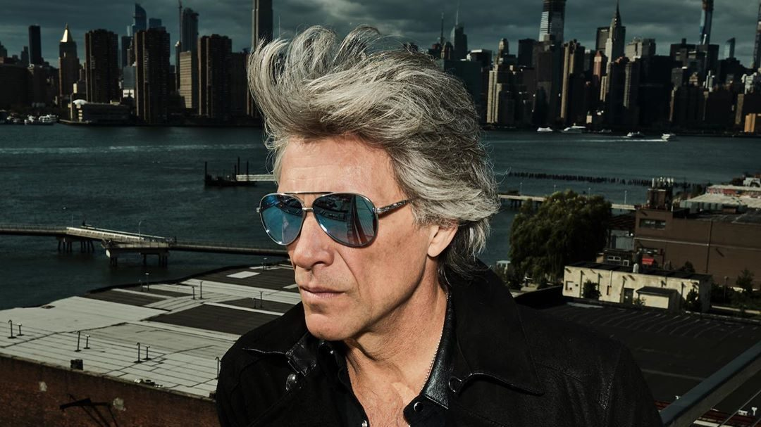 Bon Jovi. Foto: Reprodução / Instagram (@bonjovi)
